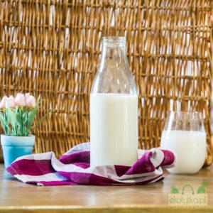Mleko niepasteryzowane
